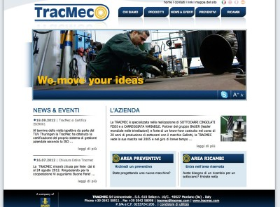 Tracmec | Bauer® Group